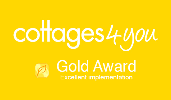 Good Cottages4You Gold